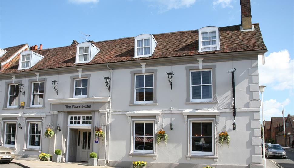 The Swan Hotel Alresford