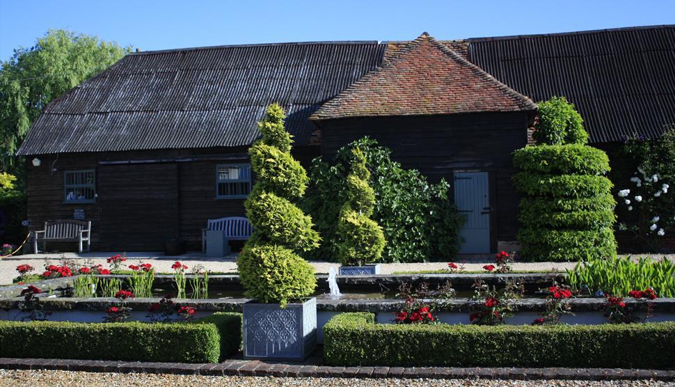 The Barn at Sopps Farm