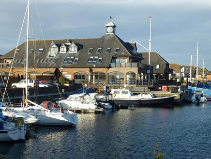 The Boathouse Restaurant, Hythe
