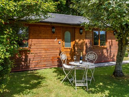 The Cabin, New Forest Cottages