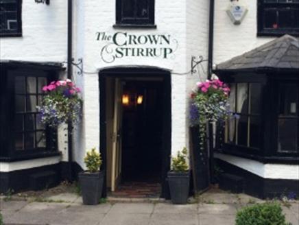 The Crown Stirrup