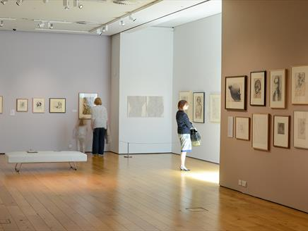 The Gallery, Winchester Discovery Centre