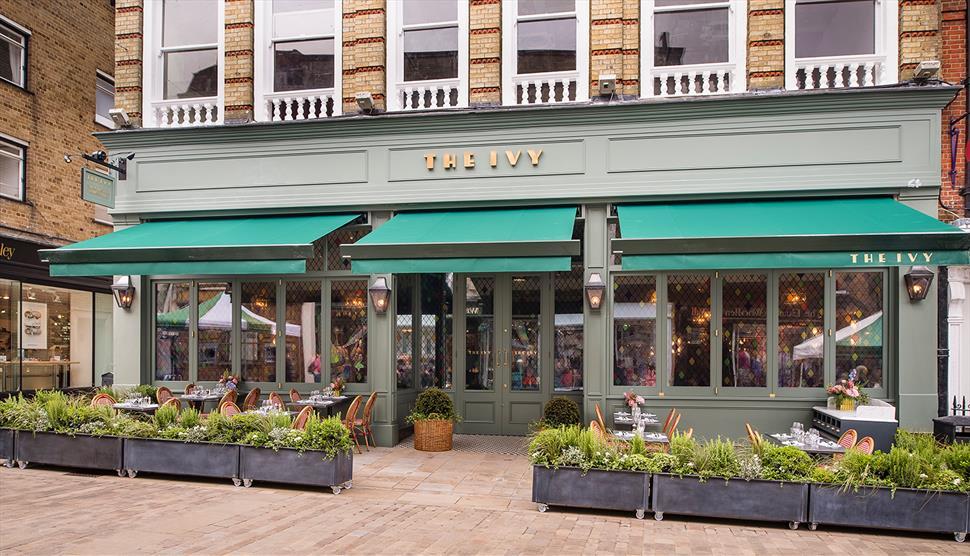 The Ivy Winchester Brasserie