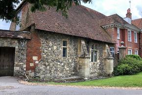 The Pilgrims Hall Oldest