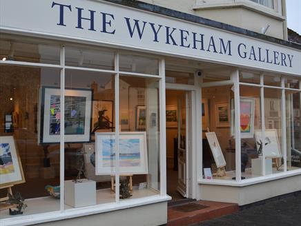 Wykeham Gallery