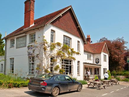 Thomas Lord Pub