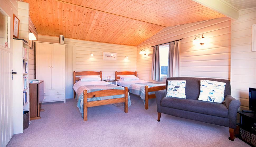 Tunford Lodge interior