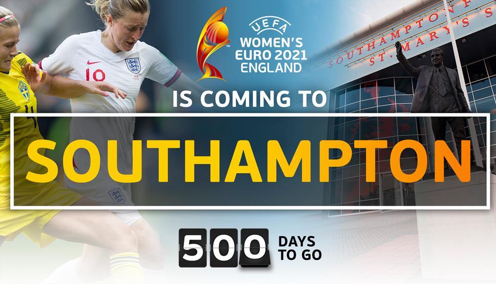 UEFA Women's Euro 2021 Southampton