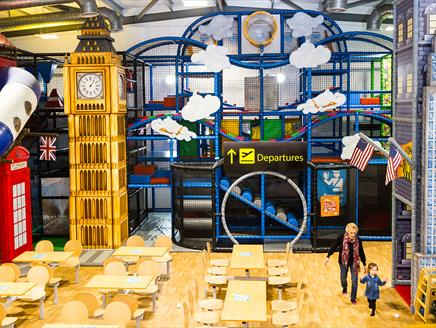 Horizon World of Play at Waterlooville Leisure Centre