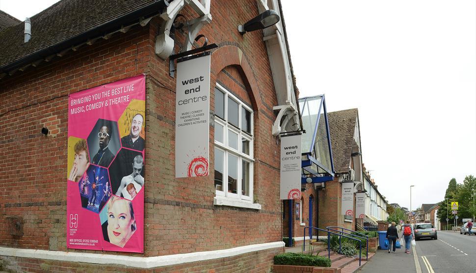 West End Centre, Aldershot