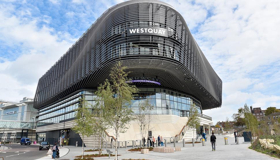 Westquay Shopping Centre, Southampton
