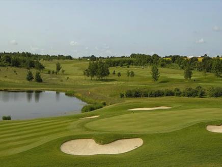 Weybrook Park Golf Course