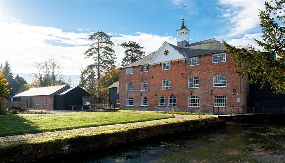 Whitchurch Silk Mill