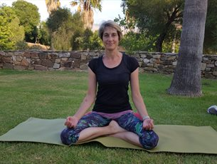 Yoga in the Gardens at Sir Harold Hillier Gardens