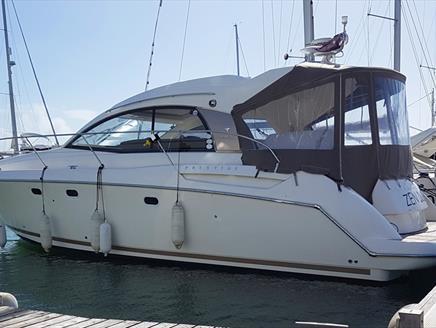 Modern Motor Yacht