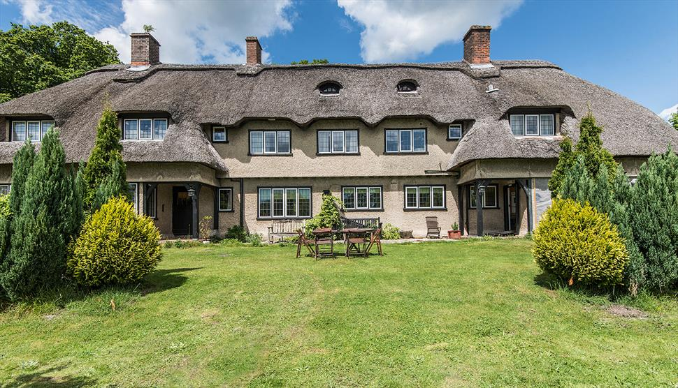 Furzey House, New Forest Cottages