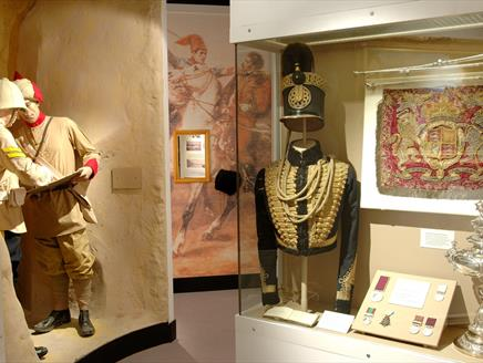 HorsePower - The Museum of The Kings Royal Hussars in Winchester