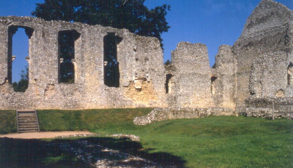 Bishops Waltham Palace