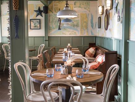 The Boat House Café Swanwick