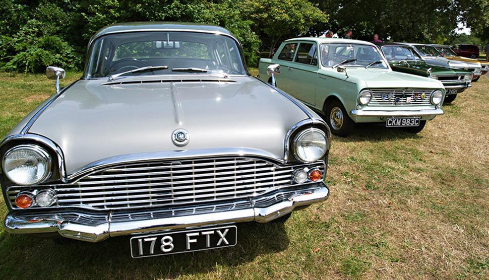 Simply Vauxhall at Beaulieu