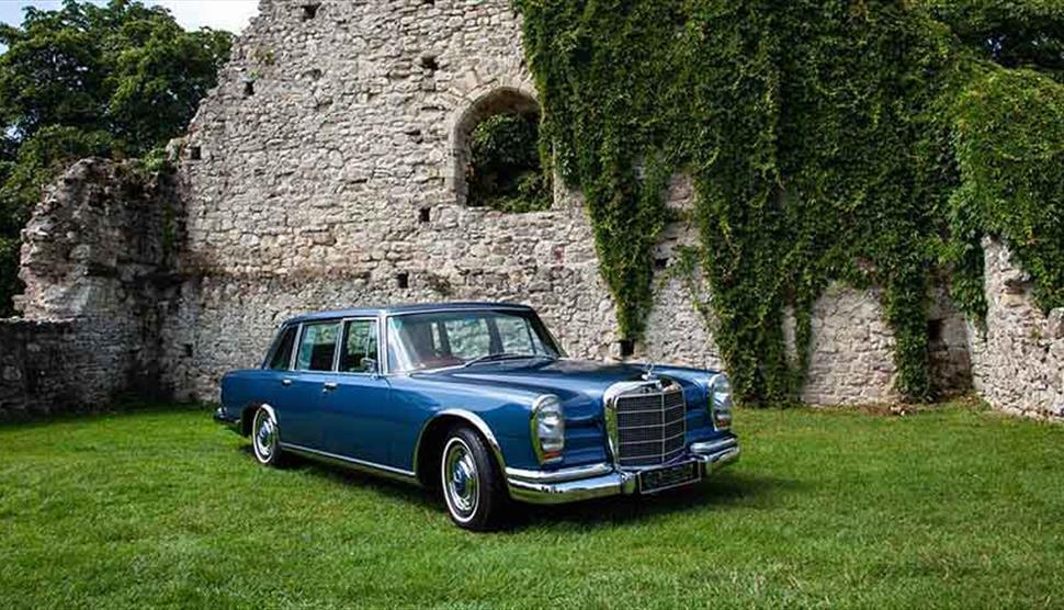 Simply Mercedes at Beaulieu