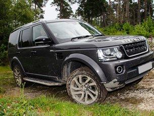 Simply Land Rover at Beaulieu