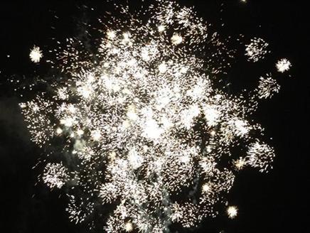 Hatch Warren Firework Display Extravaganza