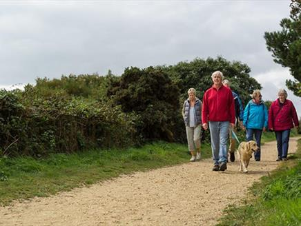 Lepe Loop Walk