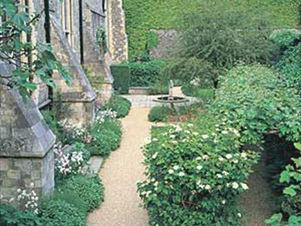 Queen Eleanor's Garden