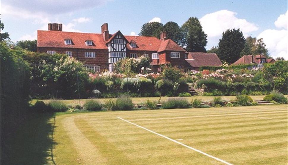 Manor House, Upton Grey Garden