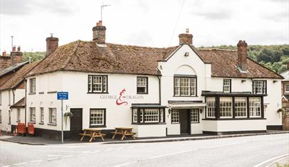 George & Dragon Hurstbourne Tarrant in the Test Valley