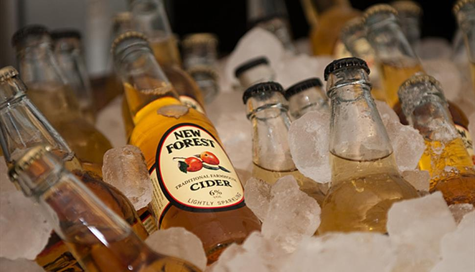 Craft Cider Making Weekend at New Forest Cider
