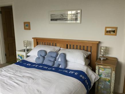 Solent Sea View Coastguard Cottage