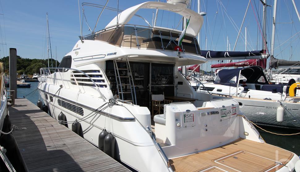 Beds Onboard: Luxury Motor Yacht Accommodation