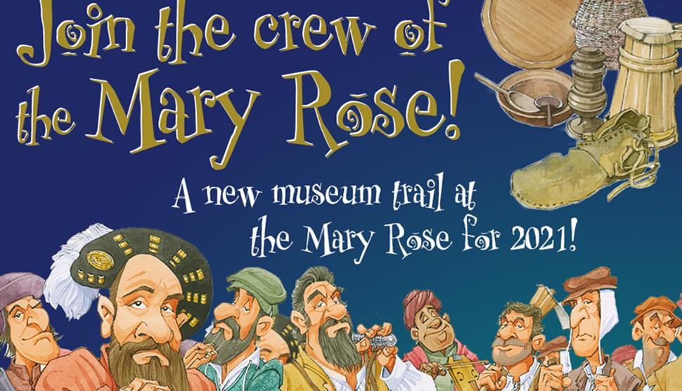 Crew of the Mary Rose