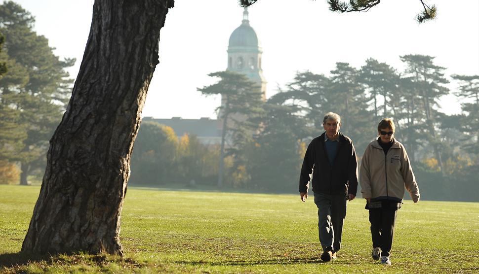 Hound Walk Royal Victoria Country Park