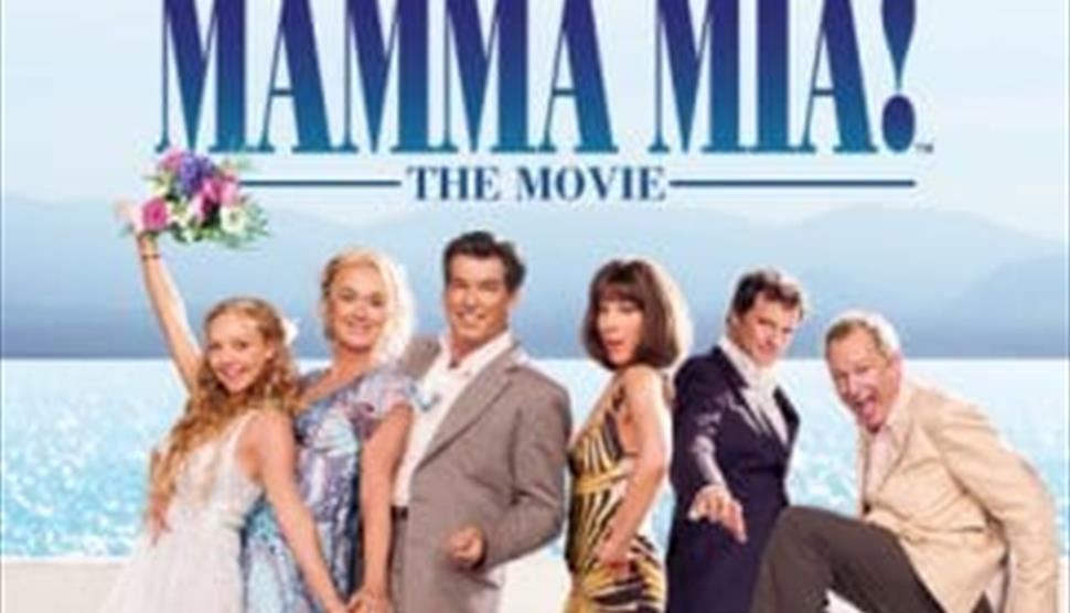 Outdoor cinema: Mamma Mia! (2008)
