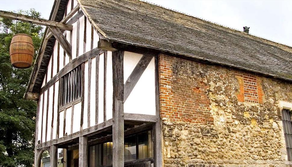 Southampton Medieval Merchants House
