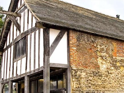 Southampton Medieval Merchants House
