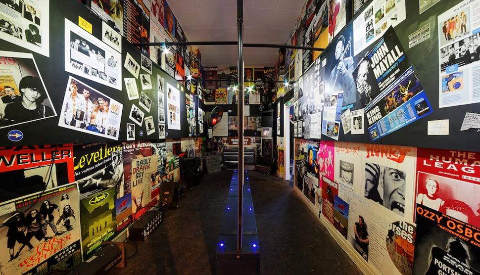 The Portsmouth Music Experience