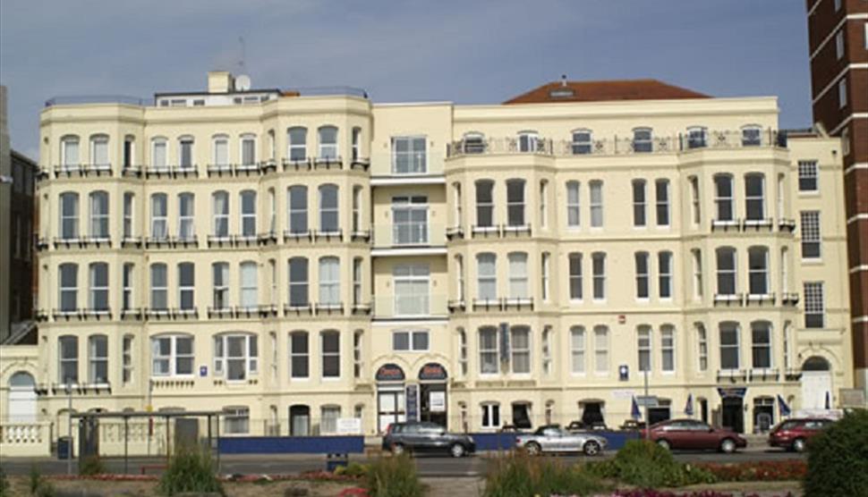 Ocean Hotel, Southsea