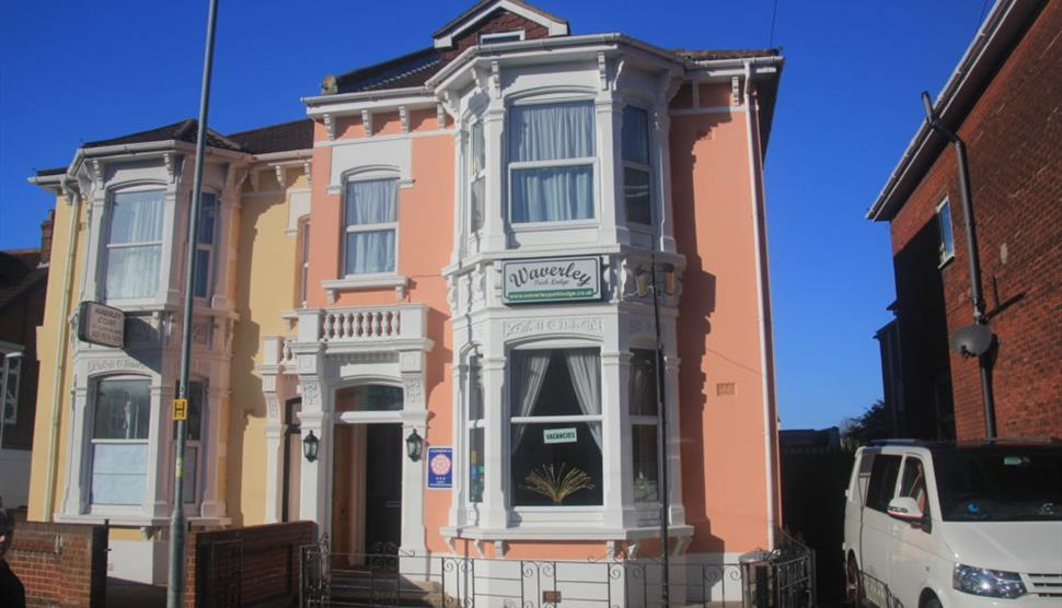 Waverley Park Lodge Guest House in Portsmouth