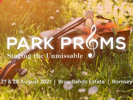Park Proms at Broadlands in Romsey