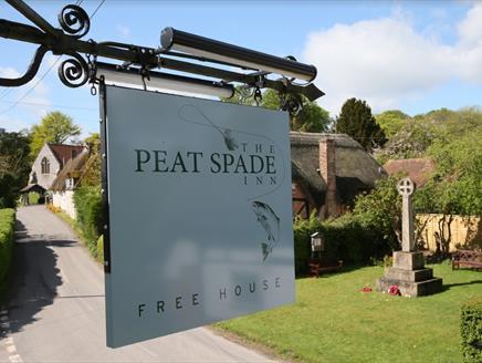 The Peat Spade