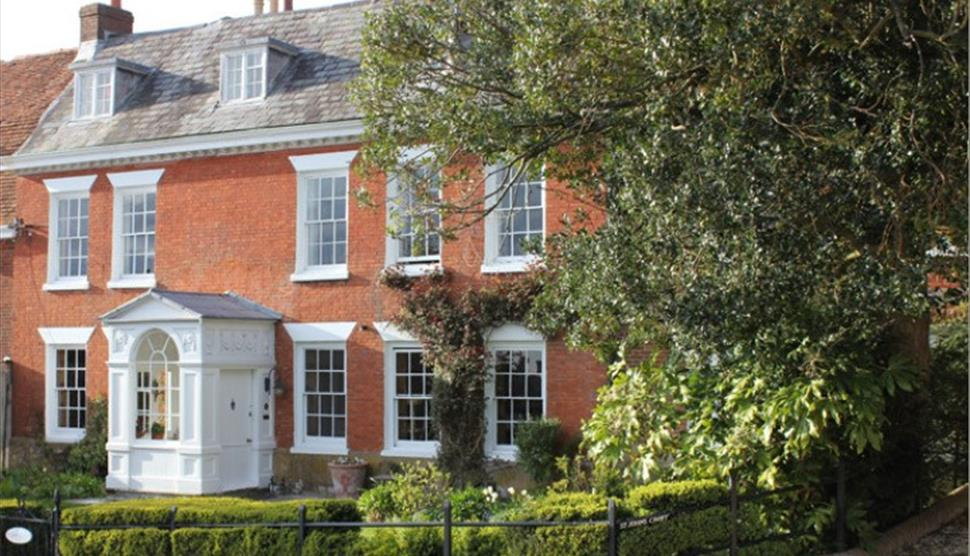 St John's Croft Bed and Breakfast in Winchester