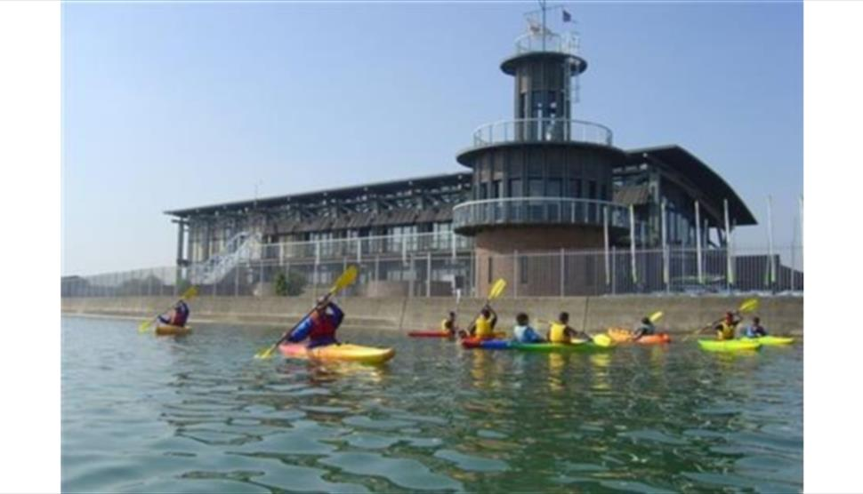 Portsmouth Watersports Centre and Kayaks