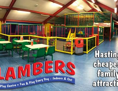 Clambers Play Centre