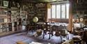 The Study, Bateman's, East Sussex. ©National Trust Images Andreas von Einsiedel