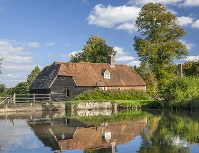 The old mill, Bateman's, East Sussex. ©National Trust Images Andrew Butler