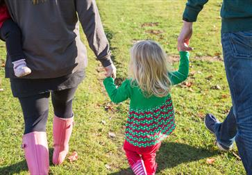 Just So Animals children's garden trail